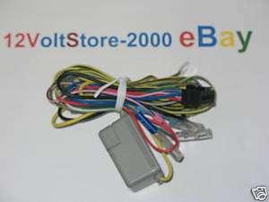 Alpine IVA W200, IVAW200, IVA200 Power Harness, Plug