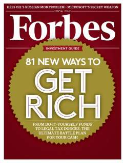 Forbes Magazine Subscription  Forbes Magazine