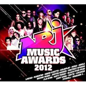 NRJ Music Awards 2012 (2 CD) [CD, Compilation]