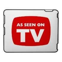 Tv iPad Cases  100% Custom iPad Case Designs