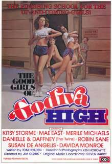 The Good Girls of Godiva High Movie Posters From Movie Poster Shop