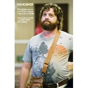 the 2009 Comedy The Hangover 61x91.5cm: .co.uk: Kitchen & Home