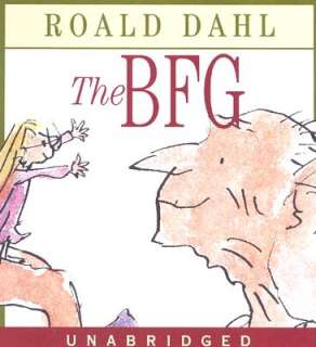 The BFG by Roald Dahl, Natasha Richardson   Reviews, Description