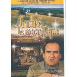 André Le Magnifique de Emmanuel Silvestre en DVD   Achat et vente