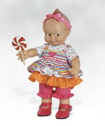 Lollipop, Figurines, Kewpie Dolls, Collectible Dolls and Vinyl Dolls
