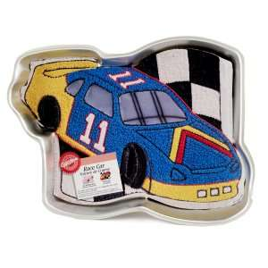 Race Car Cake Pan, 41348