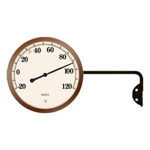 Springfield Precision Inst 91908 5.25 Swing Thermometer Be the
