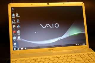 Mint Sony VAIO Laptop Notebook PCG 71312L VPCEB11FX i3/2.13/4Gb/500Gb