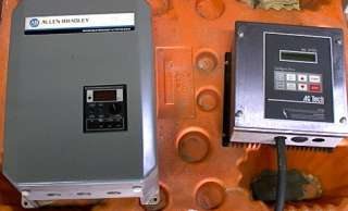 Includesinverter variable speed drives for the mixer and feed motors