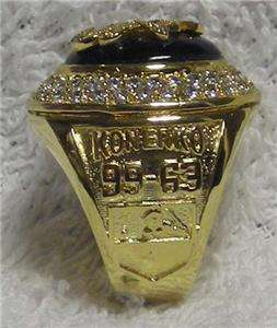 2005 Chicago White Sox World Series Championship Replica Ring sz 10