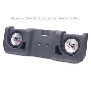 CXP20AR T45 Red Chevy/GMC Extra Cab Amp/Sub/Box Electronics