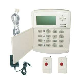 Wireless Home Security System House Alarm Auto Dialer I