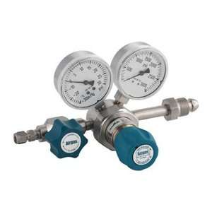 60 PSI Delivery Single Stage High Purity Stainless Steel Pressure Line
