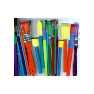 Chenille Kraft Company Starter Brush Set Crafts