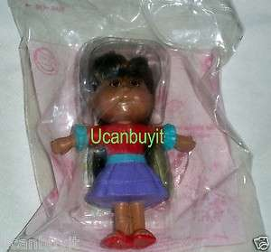 2007 Burger King Kids Meal Toy ELLA MARIE Cabbage Patch Kid Minis Age