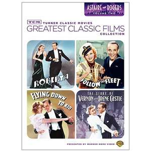 TCM Greatest Classic Films Fred Astaire & Ginger Rogers