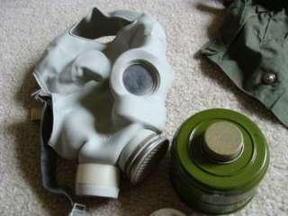 Russian Model PMG Military Grade Gas Mask By Evirstar, NBC, Soviet