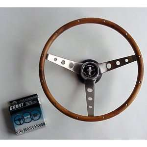 Ford Mustang Classic Styled Steering Wheel Kit 1965 1966