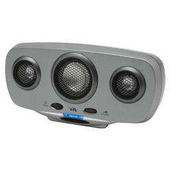 Cyber Acoustic 2.1 Portable Amplified Speaker CA 0 for iPhone 4S PC