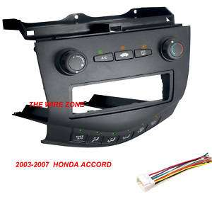 NEW METRA 99 7864 03 07 HONDA ACCORD DASH KIT + HARNESS