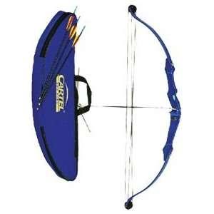 Grearee Archery Carel Mini Compound Bow Se Blue Spors