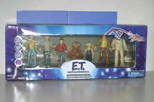 The Extra Terrestrial LIMITED EDITION FIGURE COLLECTION Song of E