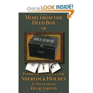 of Sherlock Holmes (Volume 2) (9781470194840): Hugh Ashton: Books