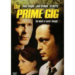 The Prime Gig Poster Movie B 27x40 Vince Vaughn Julia Ormond Ed Harris