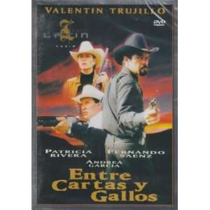 Trujillo, Fernando Saenz, Andrea Aguirre, Patricia Rivera Movies & TV