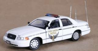 Ohio State Highway Patrol Police 07 Ford FIRST RESPONSE