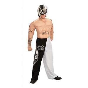 Child WWE Wrestling Rey Mysterio Jr. Deluxe Costume
