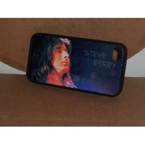 STEVE PERRY Journey iPHONE 4 4S RUBBER PROTECTIVE CASE #2
