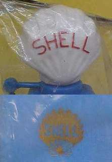 Vintage 1950s SHELL GASOLINE Gas Pump BANK in Package