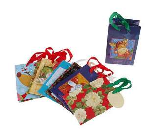 Piece Design Scapes Holiday Gift Wrap, Bag, Ribbon and More Set