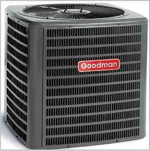 13 Seer Goodman Dry Ship R 22 Split System Heat Pump Condenser