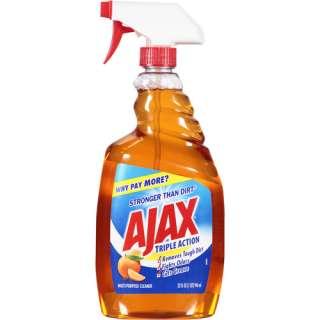 Ajax Triple Action Multi Purpose Cleaner, 32 oz