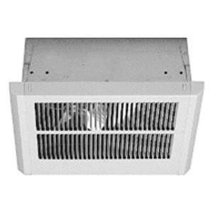 Mounted Fan Forced Heater   QCH Series Off White