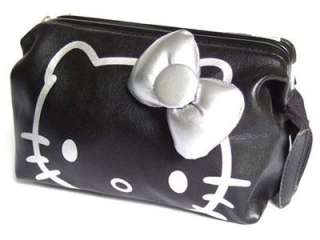HELLO KITTY CUTE COSMETIC BAG MAKEUP CASE PURSE P10 B