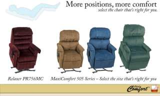 Golden Relaxer Zero Gravity MaxiComfort Lift Chair