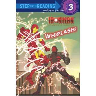 Iron Man Armored Adventures Whiplash, Spaziante