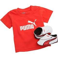 PACK DRIFT CAT III SHOE + T SHIRT 35149303 WHITE RED 100% ORIGINAL