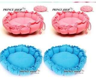 NEW Fashion Pet Puppy Dog Cat Soft Bed Sleeping Bag Warm Cushion
