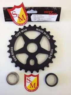 26 Tooth Sprocket Chain Wheel Ring Crank Profile BMX Dirt Jump Bike