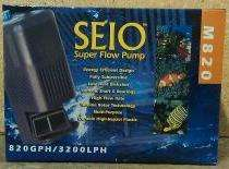 Tamm SEIO M820 Submersible Super Flow Pump Powerhead