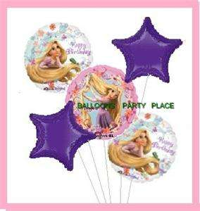 DISNEY TANGLED RAPUNZEL birthday party supplies balloon