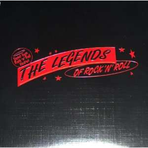 THE LEGENDS OF ROCK N ROLL.[USPS] Ritchie Valens,Buddy