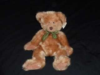 Russ Berrie Barrington Teddy Bear Plush