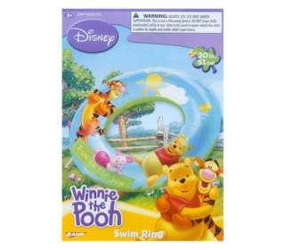 Winnie Pooh Inflatable Swim Ring Tube Pool Beach Float