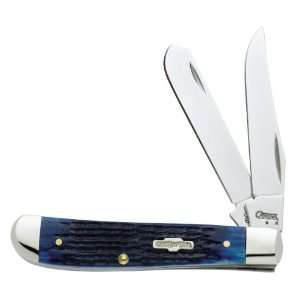 Case Cutlery 02838 Mini Trapper Pocket Knife with Stainless Steel