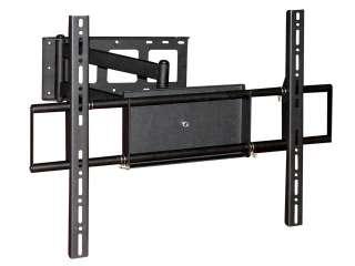 Slim Full Motion Corner Wall Mount for 55 Sanyo LCD LED TV